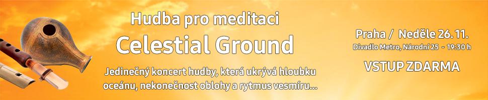 Koncert Celestial Ground