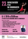 23. Reprezentační ples na Vinohradech