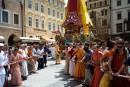 10.ročník indického festivalu Ratha-Yatra