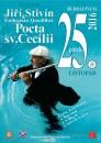 Jubilejní koncert Pocta sv. Cecílii 25. - Jiří Stivín a Collegium Quodlibet