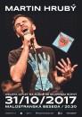 Martin Hrubý oslaví 22 let s Bůhví koncertem v Besedě