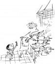Villa Pellé zve do dětství a vzpomínek několika generací – poprvé u nás vystaví originály Sempého ilustrací k Mikulášovým patáliím a zejména autorův výjimečný kreslený humor