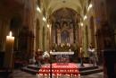 Letní noční varhanní koncerty při svíčkách rozzáří kostel Nejsvětějšího Salvátora u Karlova mostu