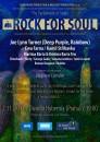 2 . ročník mezinárodního festivalu ROCK FOR SOUL – na počest všech duší vystoupí legendární Joe Lynn Turner z Deep Purple, Ewa Farna i další hvězdy hudební scény