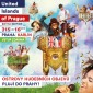 Prahu čeká největší kulturní víkend v Karlíně. Festival United Islands startuje už v pátek odpoledne