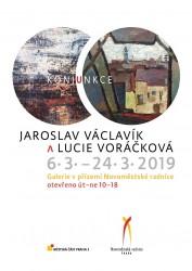 Konjunkce - Jaroslav Václavík & Lucie Voráčková