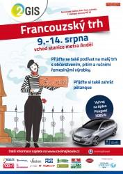 2Gis Praha Anděl Pétanque Open 2014