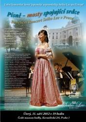 Benefiční koncert Seiko Lee