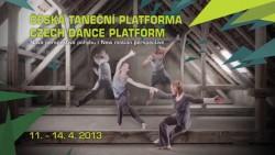 Česká taneční platforma v Divadle Archa
