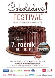 Čokoládový Festival 2018