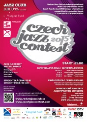 CZECH JAZZ CONTEST 2015