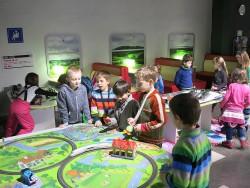 Den dětí v Domě vláčků