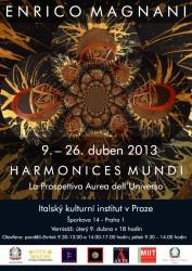 Enrico Magnani: Harmonices Mundi