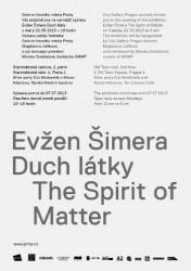 Evžen Šimera - Duch látky