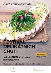 Festival delikátních chutí – jaro 2019