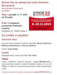 Festival Den poezie