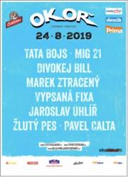 Festival Okoř 24. 8. 2019