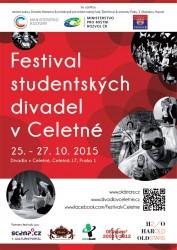 Festival studentských divadel v Celetné