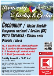 festival Z lásky k Česku