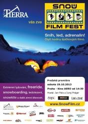 Festival zimních sportů - Snow film fest