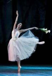 Giselle se představí ve Státní opeře