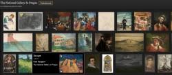 Google Art Project a Narodní Galerie v Praze