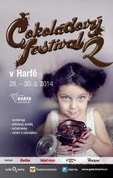 Harfa Čokoládový Festival 2014