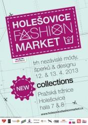 Holešovice Fashion Market (12. - 13. dubna)