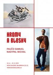 Hromy a blesky v Nové galerii