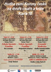 Hudba zemí Koruny české na dvoře císaře a krále Karla IV.