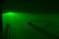 Ingird Visnovská - Laserová instalace