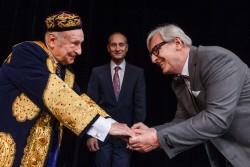 Jistě, pane premiére! - premiéra Divadla bez zábradlí