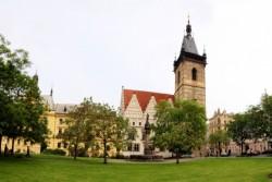 Komentované prohlídky Novoměstská radnice