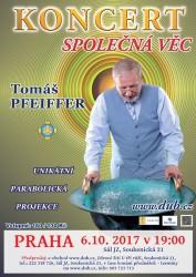 Koncert Společná věc v Praze