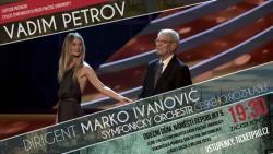 Koncert Vadim Petrov - Obecní dům