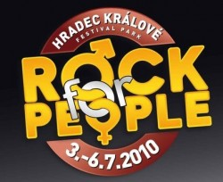 logo - rock for people