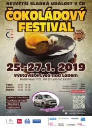 Lysá nad Labem Čokoládový Festival 2019