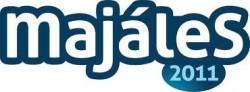 Majales 2011 logo modre