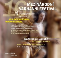 mezinarodni varhanni festival