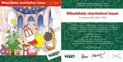 Mikulášský charitativní bazar 2018