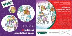 Mikulášský charitativní bazar 2019