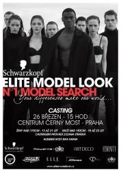 modelingová soutěž Schwarzkopf Elite Model Look
