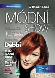 Módní Show s Debbi v OC Olympia MB