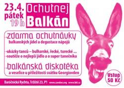Ochutnejte Balkan