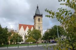 Podzimní Novoměstská radnice