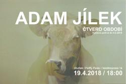 Pozvánka Adam Jílek