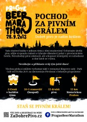 Prague Beer Marathon