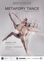 Pražský komorní balet: Metafory tance