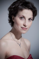 Raffaella Milanesi se představí v Rudolfinu