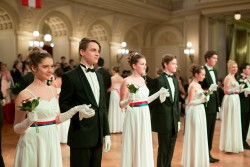 Rakouský ples - palác Žofín